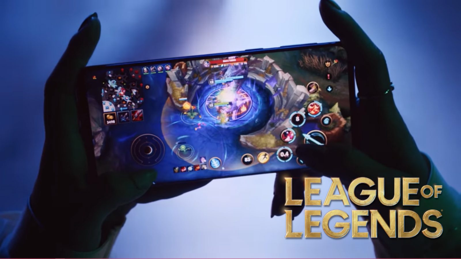 best prices popular stores entire collection League of legends débarque sur mobile et console. - VorTeX C.G.O